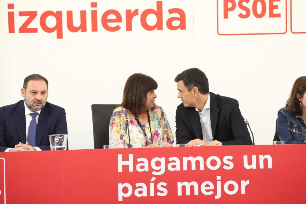 El PSOE responde al independentismo que sería «un escándalo» pedir a la Fiscalía que deje de investigar el 'procés'