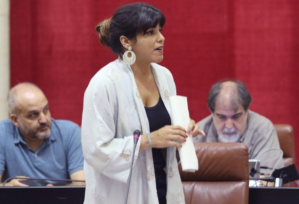 Teresa Rodríguez gana las primarias de Podemos Andalucía con un 75% de los votos