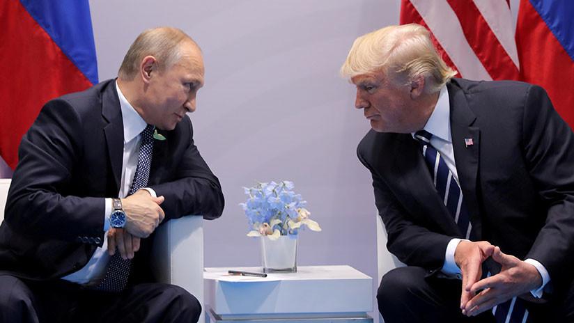 Putin y Trump logran restaurar la confianza a «un nivel aceptable» tras un «periodo difícil»