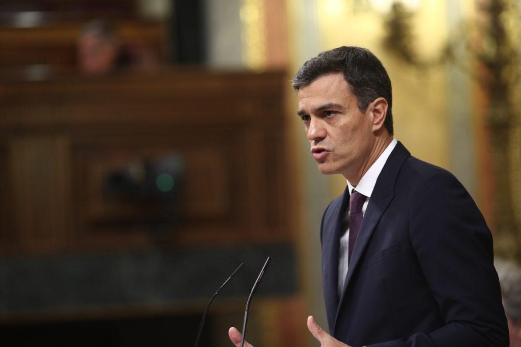 (AMP.) Sánchez tiende la mano para «construir un nuevo Pacto de Toledo» que recupere el IPC al subir pensiones