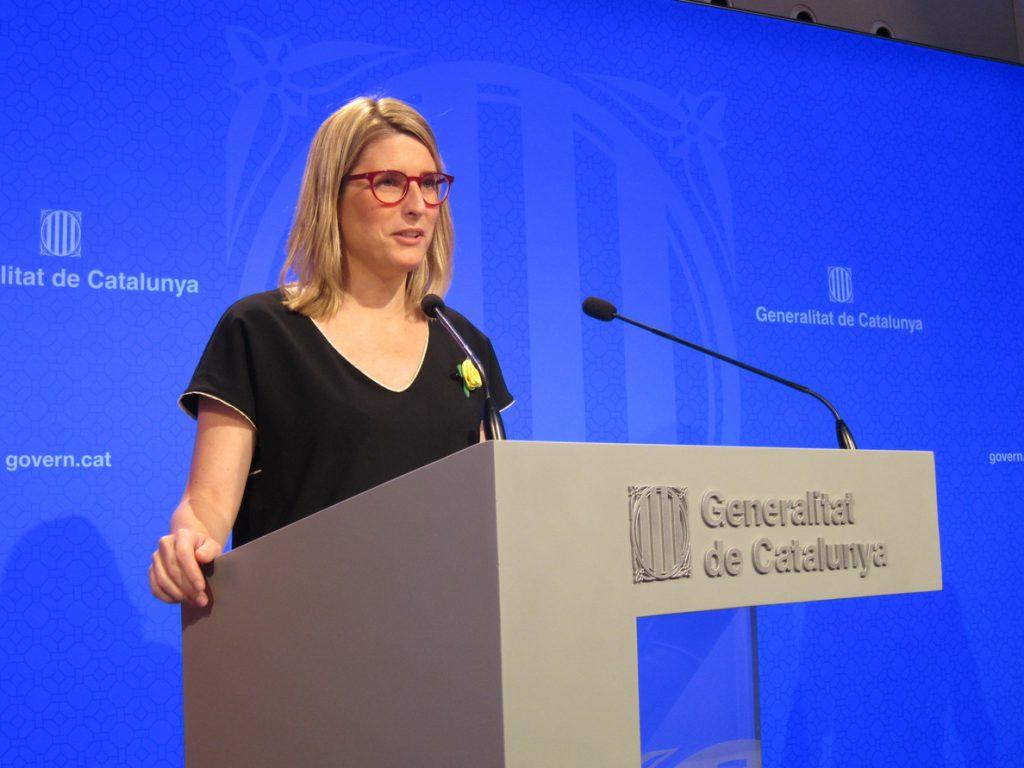 Artadi ve posible investir a Puigdemont si es entregado por malversación