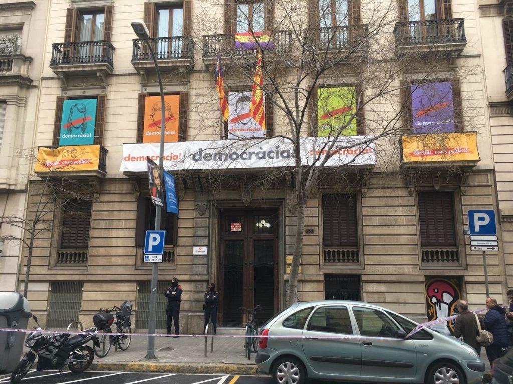 Òmnium certifica que recibió 79.000 euros de subvenciones de ayuntamientos e instituciones catalanas en 2017