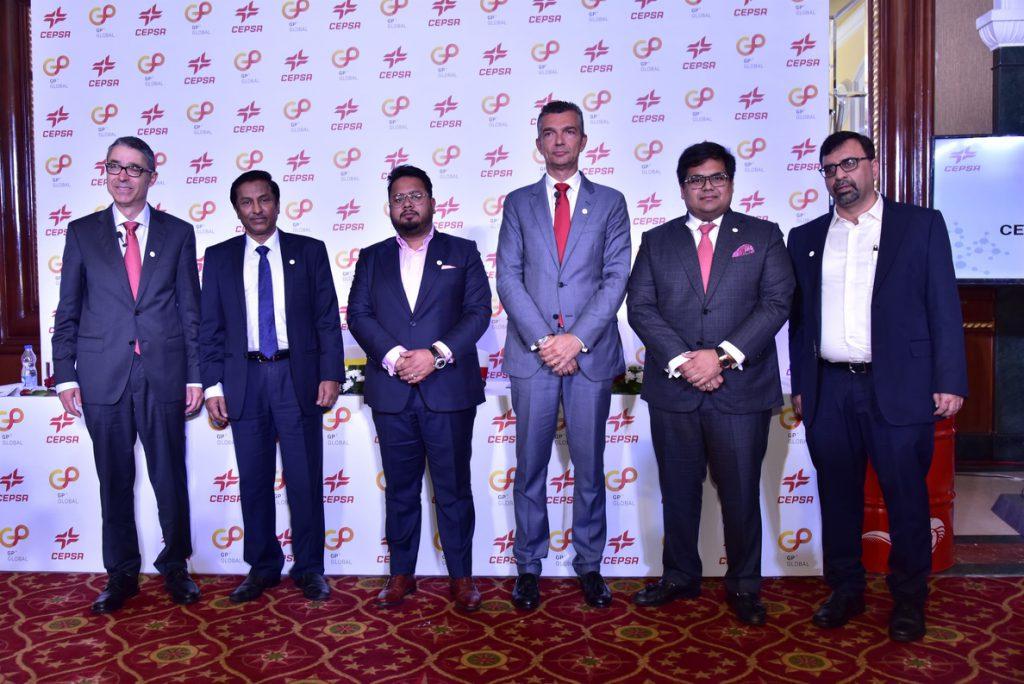 Cepsa firma un acuerdo con GP Global para producir su gama de lubricantes marinos en la India