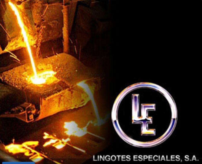 Lingotes Especiales incrementa un 118% las ventas en el primer semestre, hasta 64 millones de euros