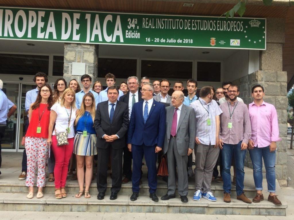 Planas dice que lograr un pacto de Estado sobre la PAC permitirá presentar en Bruselas «fuerza y unión»