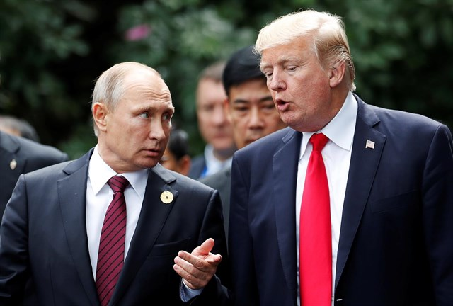 Trump dice que será «el peor enemigo que ha tenido» Putin si la relación bilateral «no funciona»