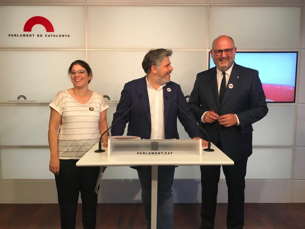 Puigdemont se trasladará a Bruselas «en los próximos días» y avanzará en el Consell de la República