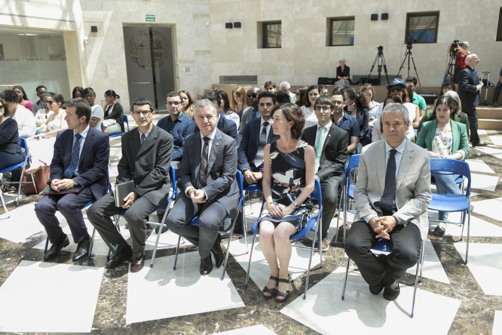 Urkullu insiste en lograr un Concierto Político que reconozca la singularidad de la nación vasca y la bilateralidad