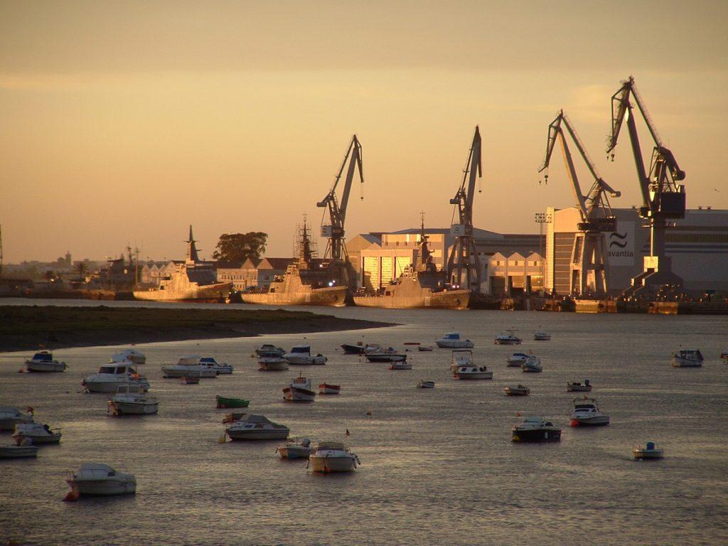 La presidenta de Navantia explorará todas las oportunidades comerciales que se le presenten al grupo naval