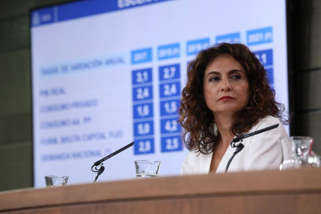 (AMP) El Gobierno eleva un 4,4% el techo de gasto para 2019, hasta los 125.064 millones de euros