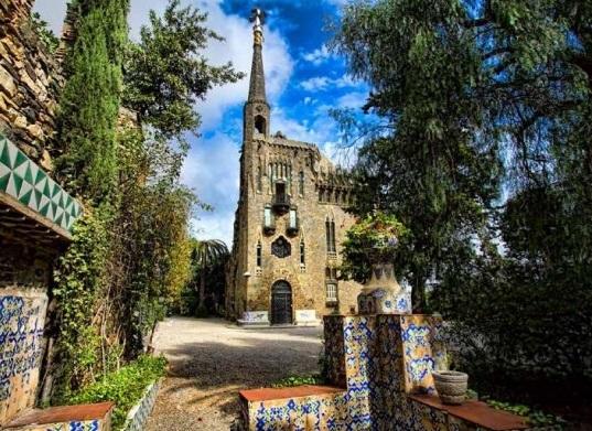 Catalana Occidente compra la Torre Bellesguard de Gaudí