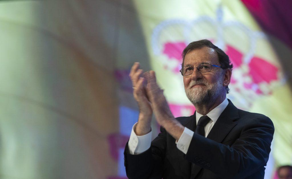 Dirigentes del PP destacan la «grandeza» de Rajoy en su despedida y elogian su reivindicación de la política