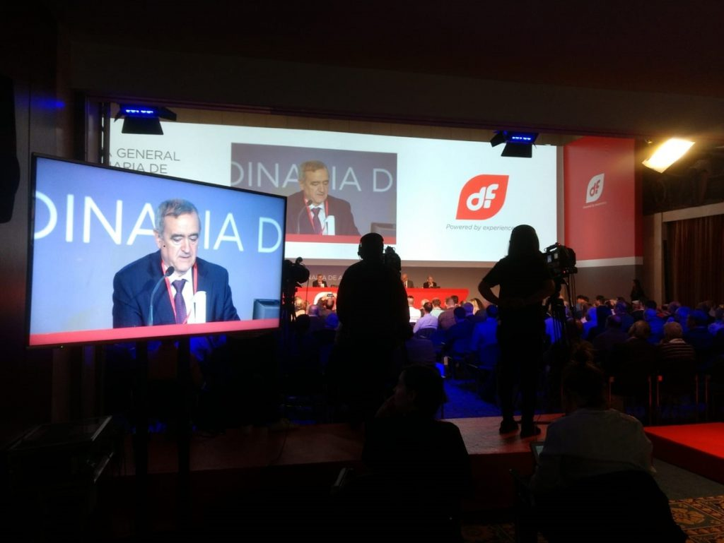 Duro Felguera capta un 37,5% de los 125 millones de la ampliación de capital en sus dos primeras vueltas