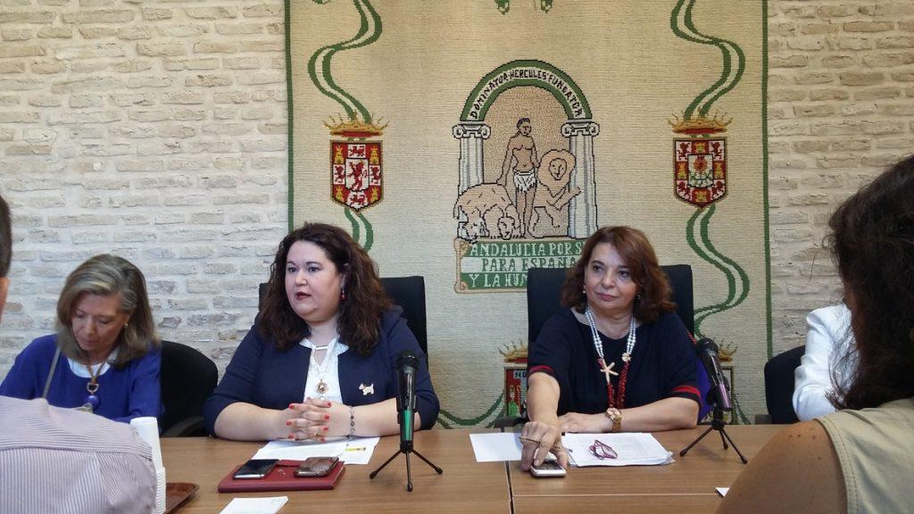 La Junta de Andalucía impulsa un grupo de trabajo para coordinar las medidas relacionadas con la violencia de género