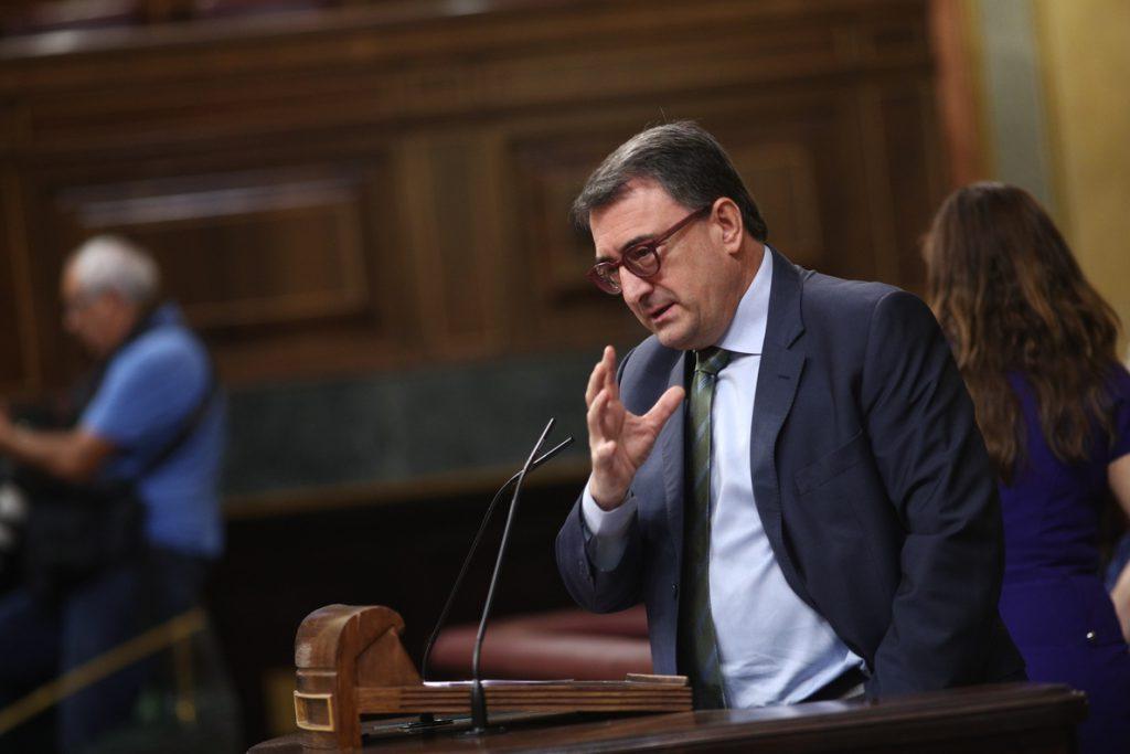 El PNV ve «poco elegante» que el Gobierno trate de «apuntarse» la subida de las pensiones de viudedad