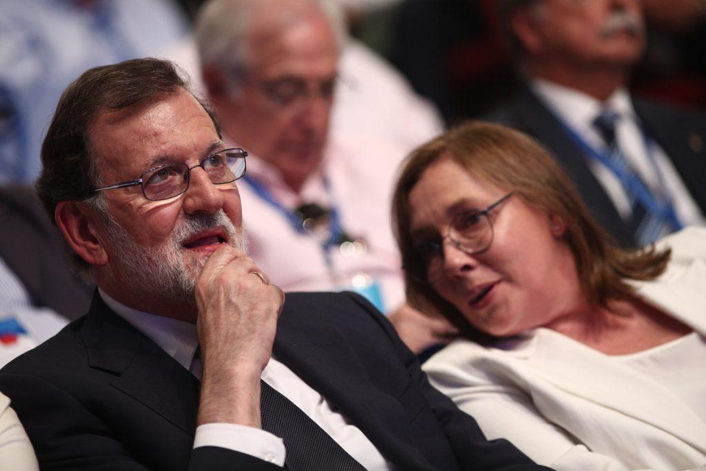 Rajoy defiende su gestión en el conflicto catalán: «Los responsables están ante los tribunales»