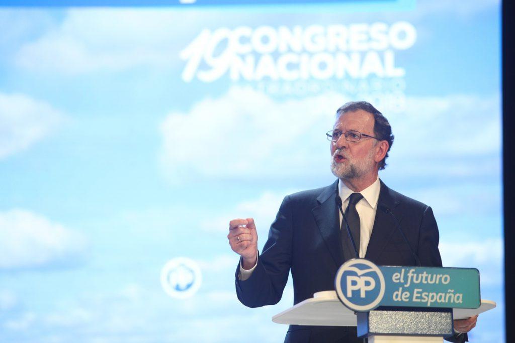 Rajoy promete ser «leal» a su sucesor y pide «responsabilidad» un día antes de elegir al nuevo presidente