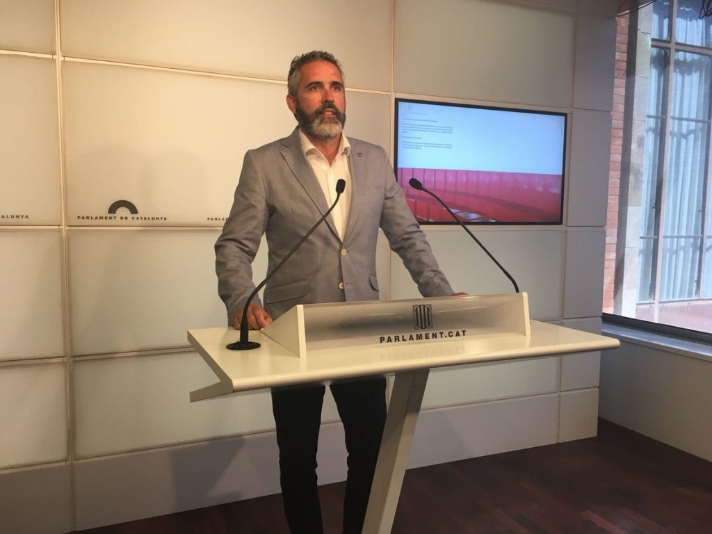 Soler (Cs) cree que el CEO demuestra «la crisis interna entre el independentismo»