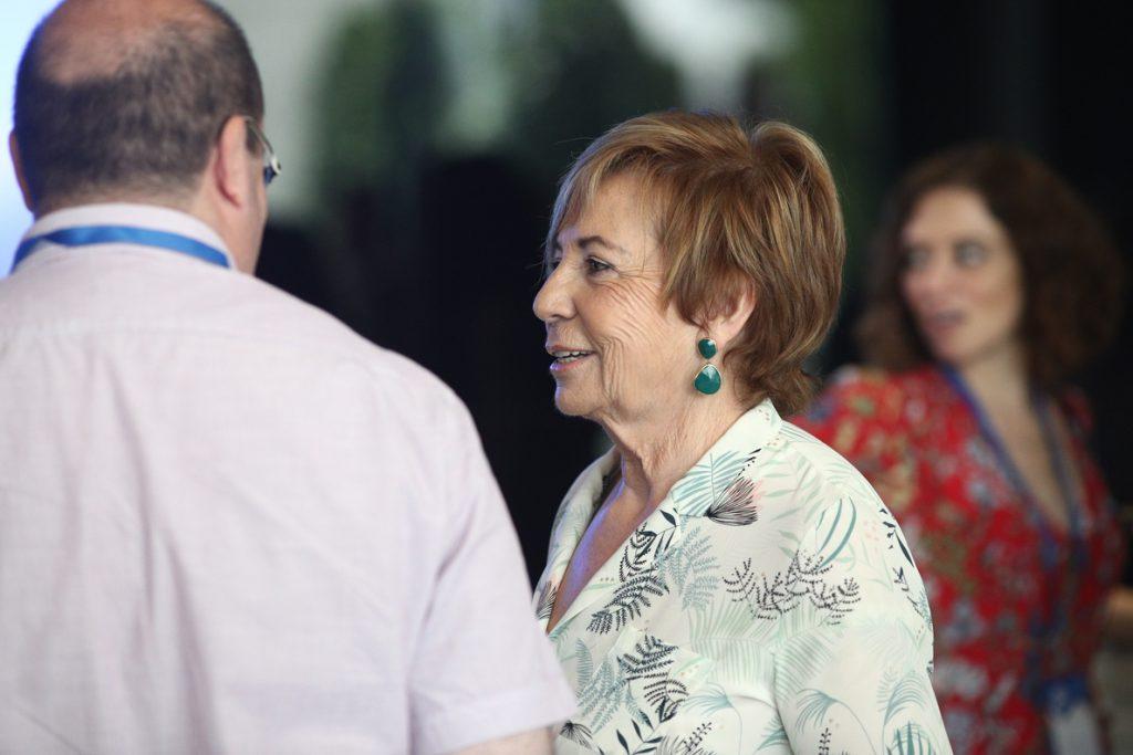 Villalobos dice desconocer si Casado es de «extrema derecha» pero asegura que «muchos» de sus apoyos sí