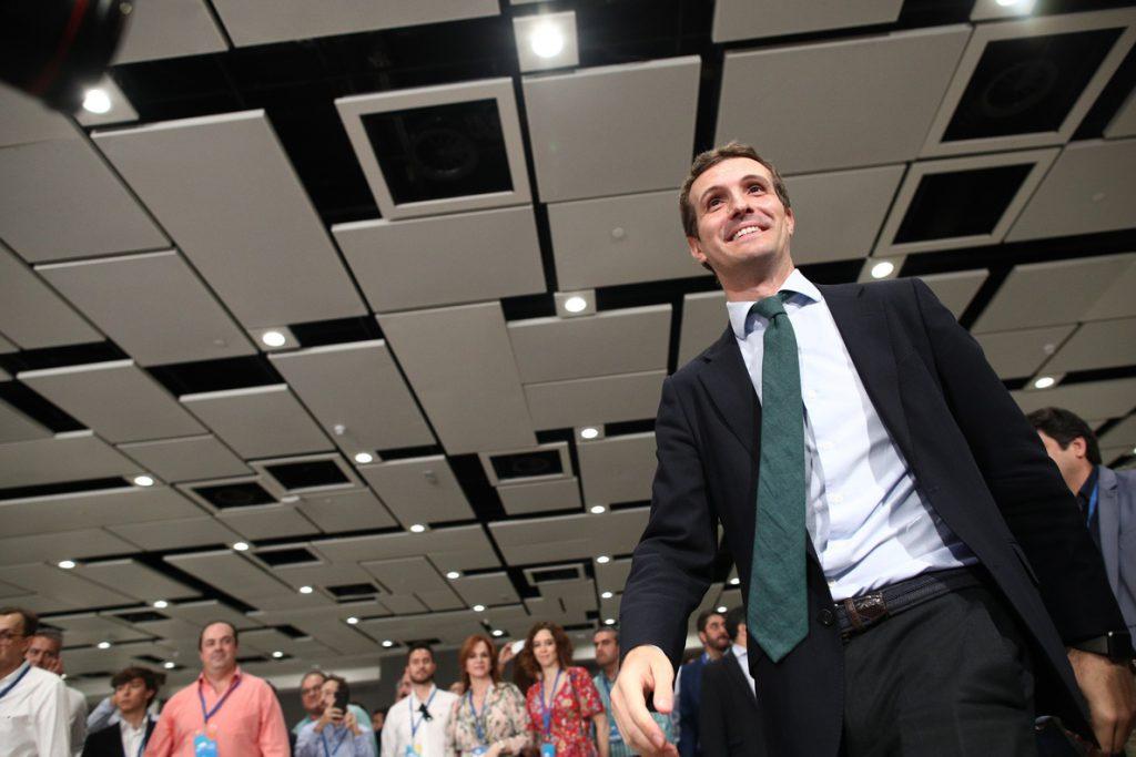 Casado no desvela su secretario general para una «integración real» con Santamaría y suma a cargos de Cospedal