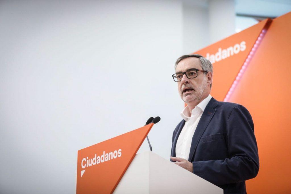 Cs cree que Casado representa el «continuismo» en el PP y que es «más de lo mismo»: «Estamos ante el PP de siempre»