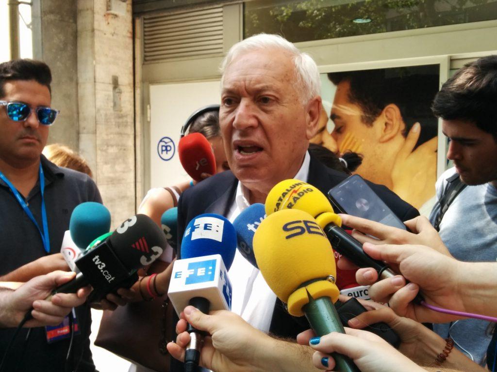 Margallo celebra la victoria de Casado y cree que el partido encara su renovación con un programa «muy claro»