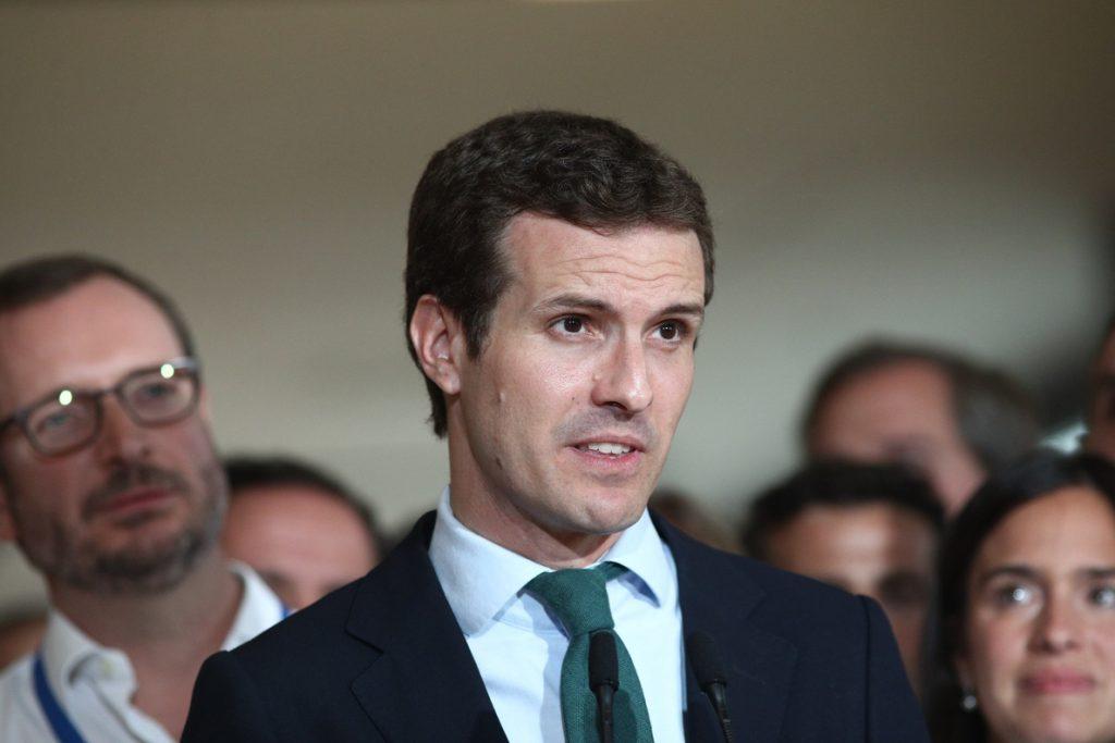 Maroto asegura que Casado ha ganado el congreso con una diferencia «muy evidente»