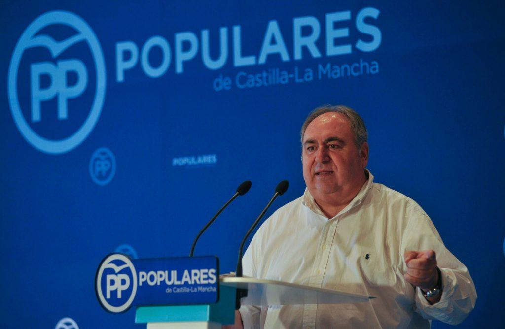 PP C-LM ve a Casado como un líder con un mensaje «fuerte y potente» de soluciones para todos los españoles