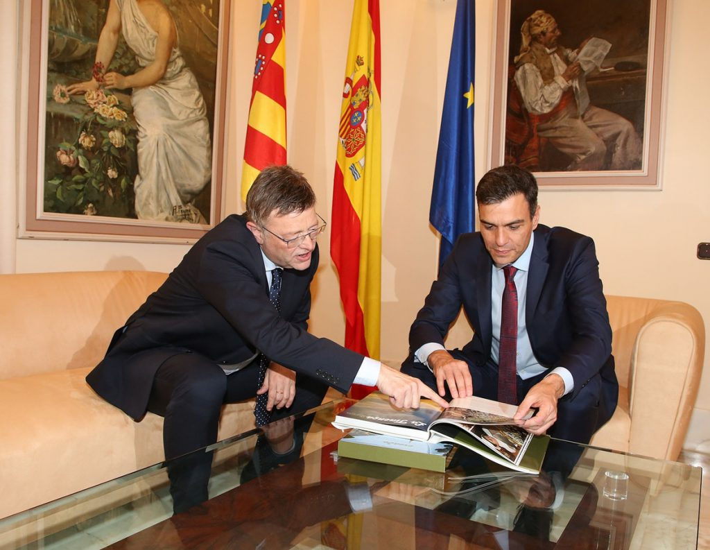 El PP pide a la alcaldesa de Castellón que explique por qué Sánchez fue a la ciudad «solo a hacerse una foto»