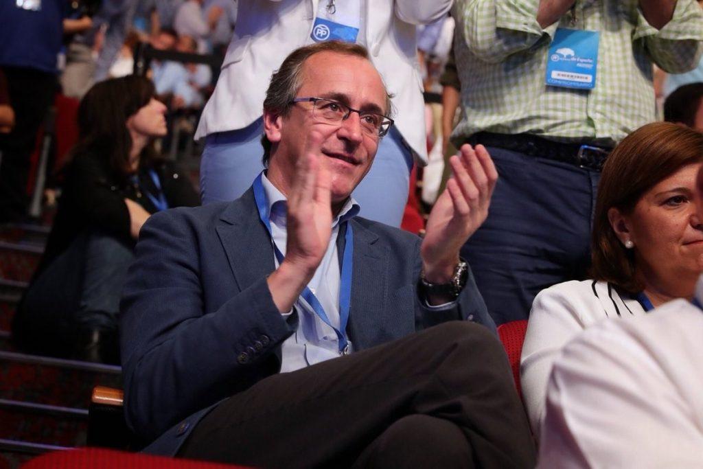 El Presidente del PP Vasco felicita a Casado por su victoria y apuesta por «remar todos» hacia «un proyecto ganador»