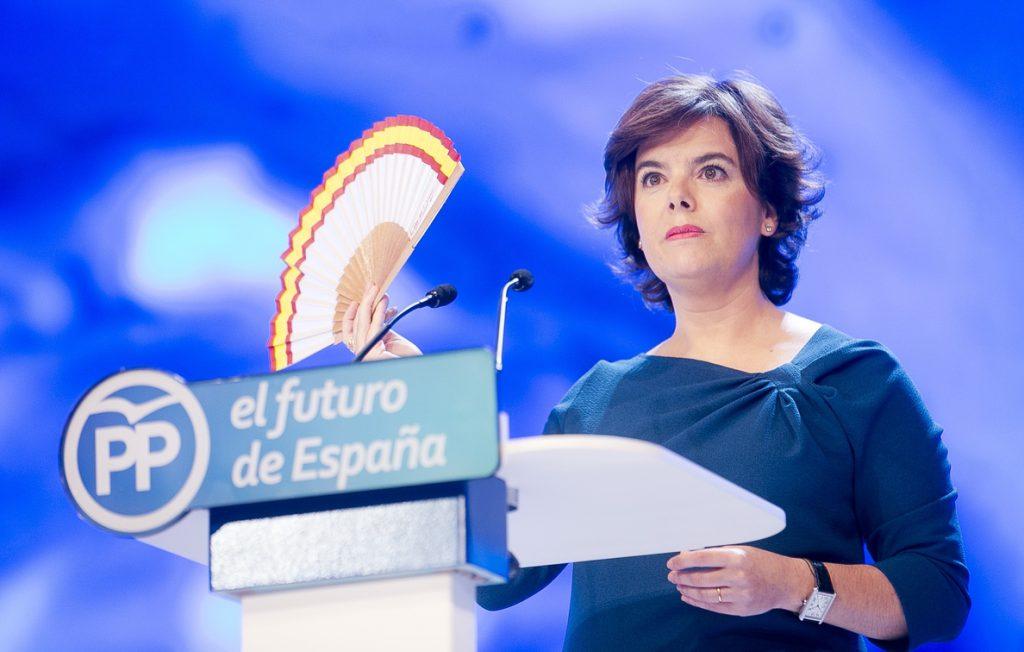 Santamaría no adelanta si se integrará en la dirección de Casado si resulta ganador e insiste en la unidad
