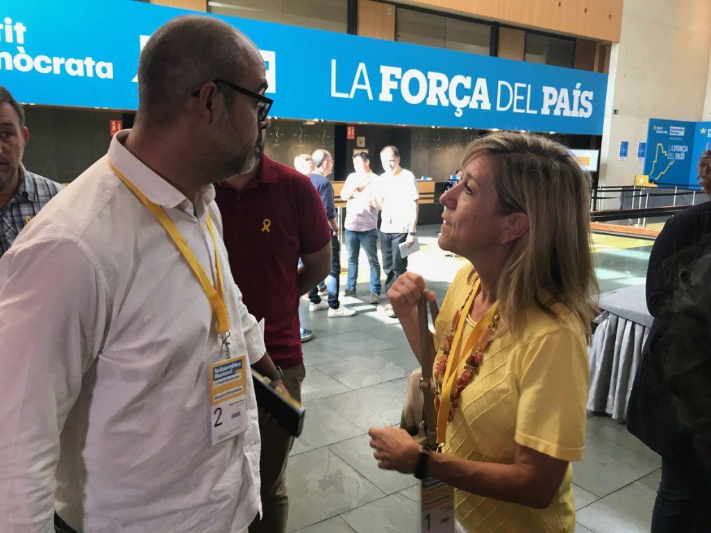 El Tribunal Superior de Justicia de Cataluña retoma la causa contra Lloveras y Buch por el 1-O