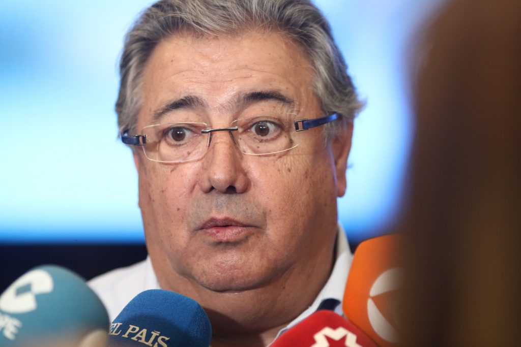 Zoido felicita a Casado tras ser elegido presidente del PP: «Debemos estar más unidos y preparados que nunca»