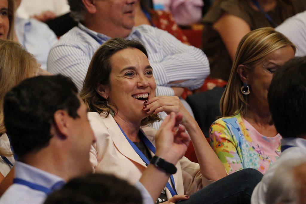 La alcaldesa de Logroño felicita a Casado y apela a «trabajar desde la unidad» por el futuro de España