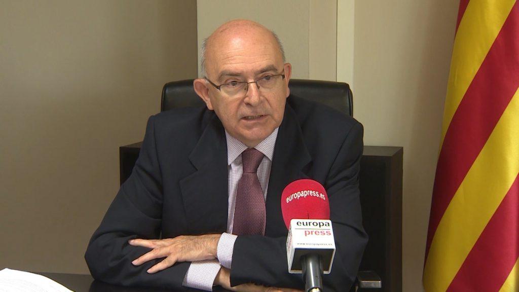 Gimeno propone que Antifrau controle la contratación pública y el patrimonio de los cargos en Cataluña