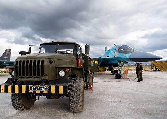 Rusia derriba dos drones «no identificados» por acercarse a la su base militar de Hmeymim en Siria