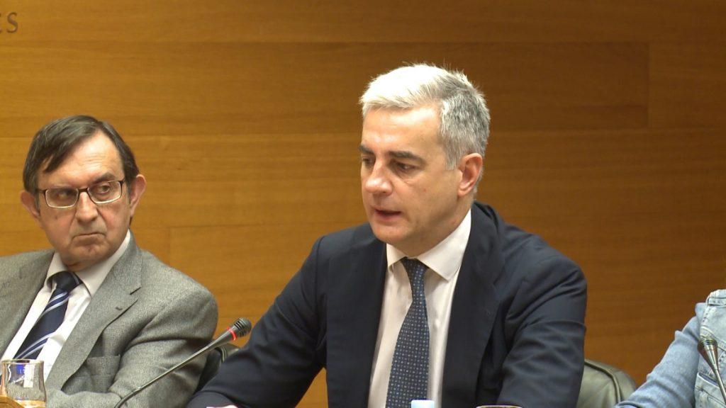 Vicente Cotino declara como investigado este martes en 'los papeles de Bárcenas' y Costa un día después como testigo