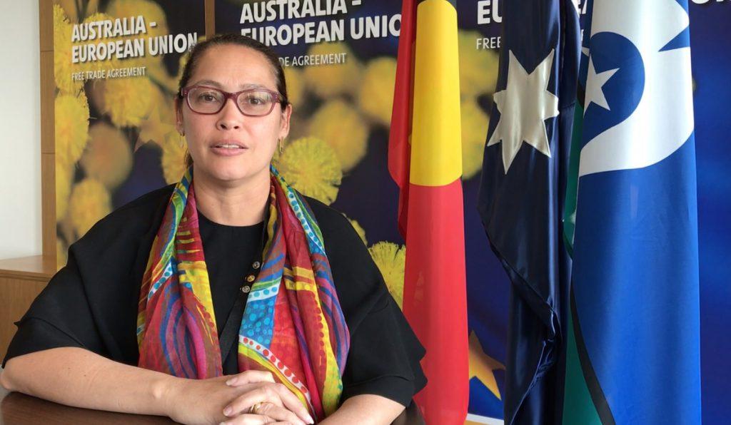 La primera embajadora indígena australiana: «Para lograr cambios no basta con implicar a las minorías afectadas»