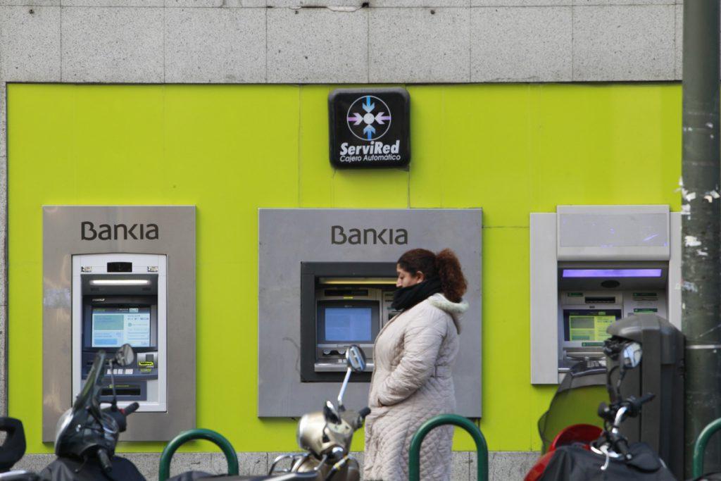 Bankia supera las 50.000 tarjetas asociadas al servicio 'Apple Pay' desde su adhesión hace 20 días
