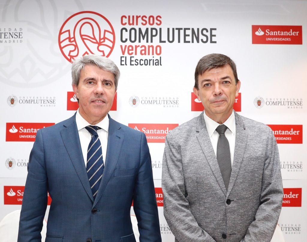 Garrido alerta sobre el «desafío independentista» que intenta «imponer una realidad al margen de la legalidad»