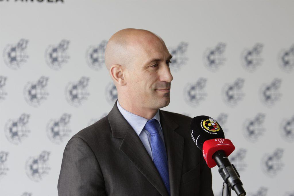 Luis Rubiales desmiente «cualquier irregularidad» en la reforma de su casa y asegura no tener «ninguna deuda»