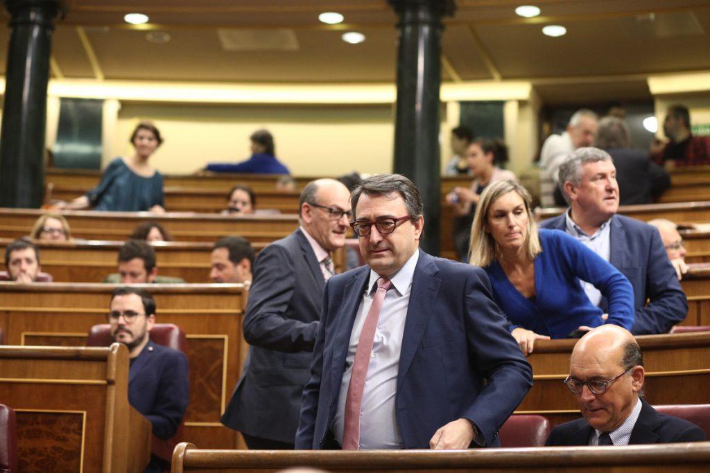 El PNV avanza que apoyará el techo de gasto aprobado por el Gobierno