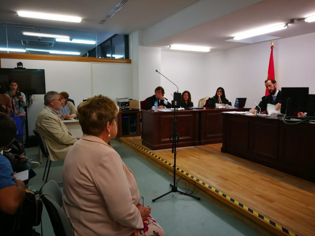 Desestimada la demanda interpuesta por Laureano Oubiña contra Carmen Avendaño al prevalecer «la libertad de expresión»