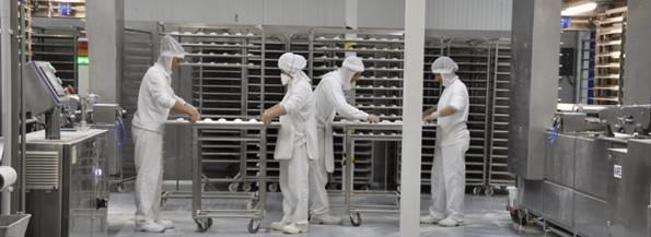 Europastry invierte 10 millones en ampliar su planta de Paterna (Valencia)