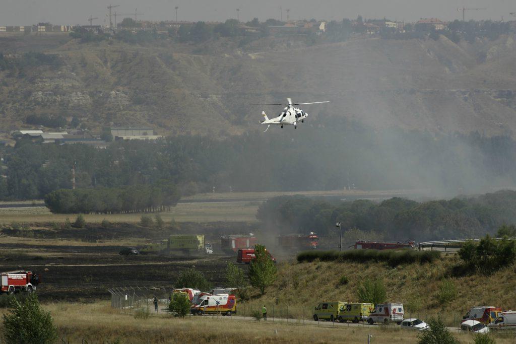 Ex jefe de mantenimiento de Spanair niega cualquier tipo de presión al realizar la inspección de un avión