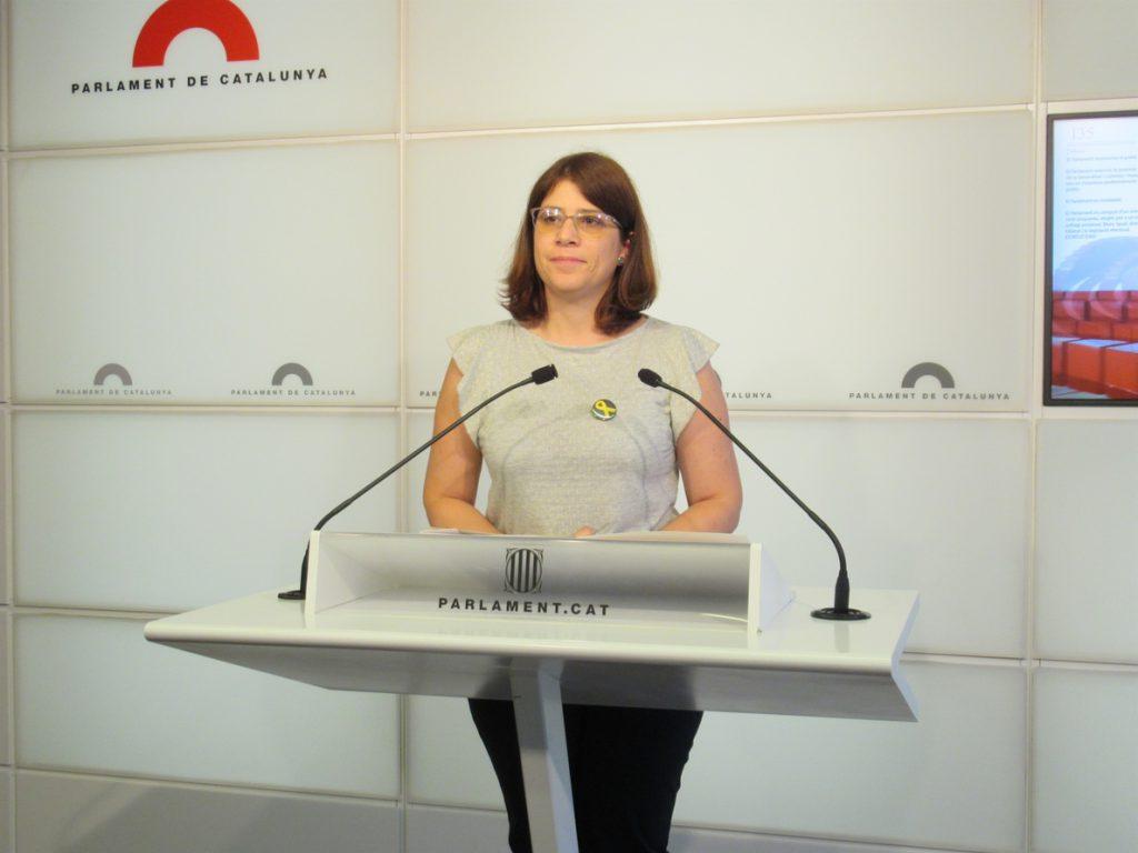 JxCat rechaza retirar el sueldo a los diputados suspendidos y pide «un acuerdo» para revertirlo