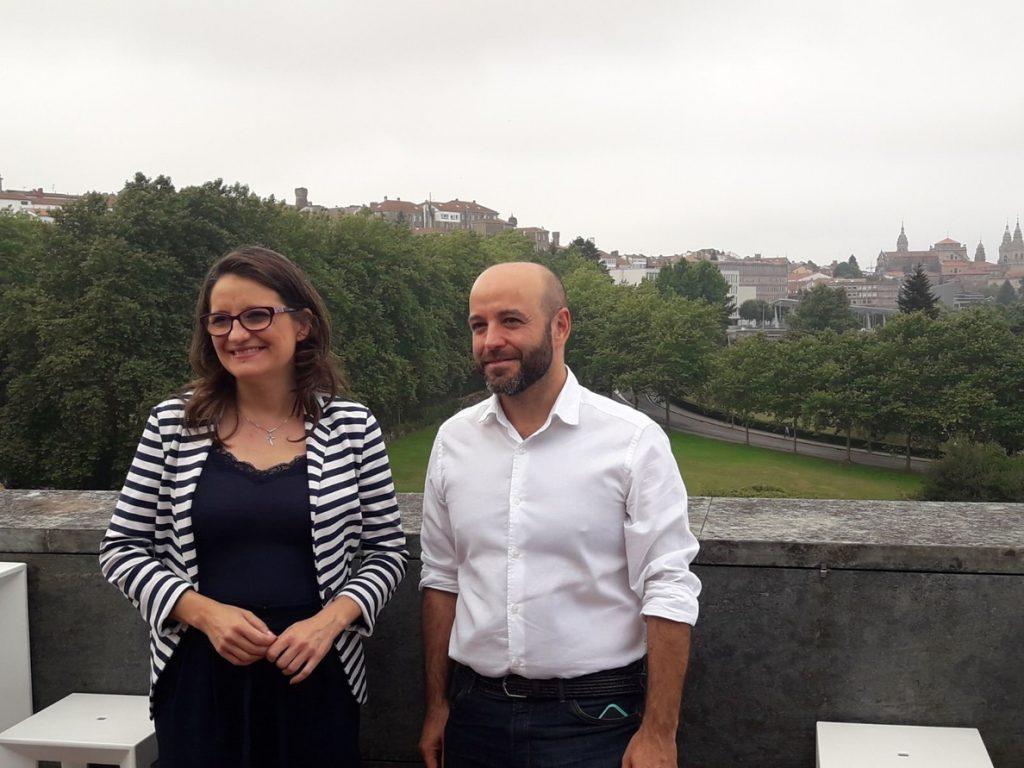 Mónica Oltra sugiere que las coaliciones «voten menos» y dialoguen más y propone revalidar el Gobierno en la Generalitat