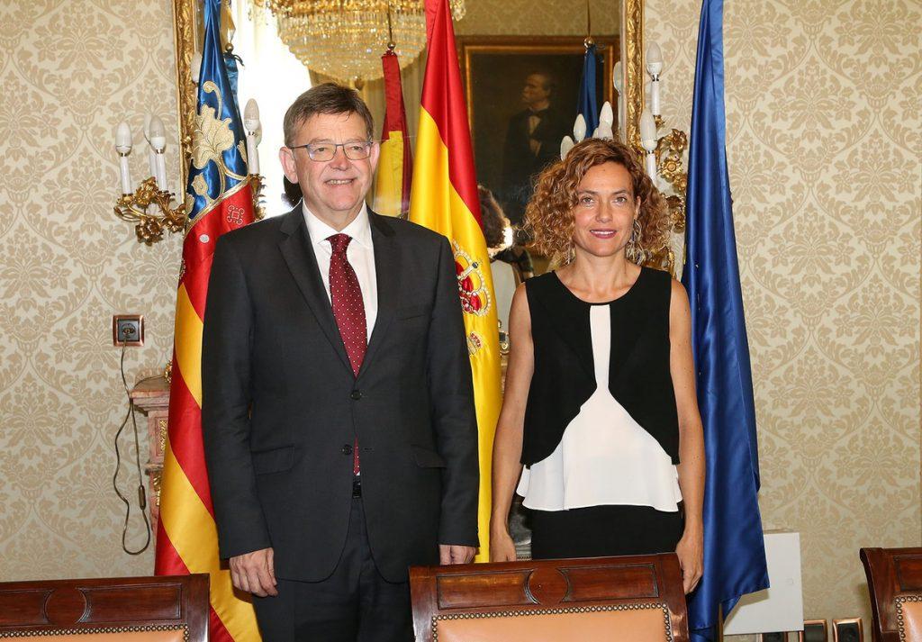 Puig defiende que el caso de Rodríguez no es de corrupción y pide esperar a conocer el sumario para tomar más medidas