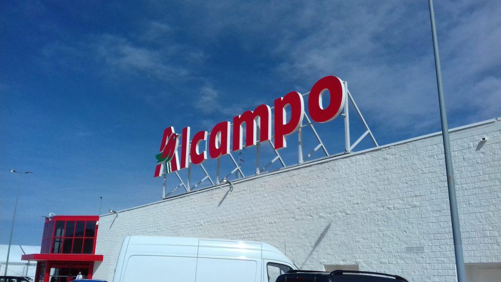 Auchan (Alcampo y Simply) cerró 2017 con ventas de 4.597 millones en España