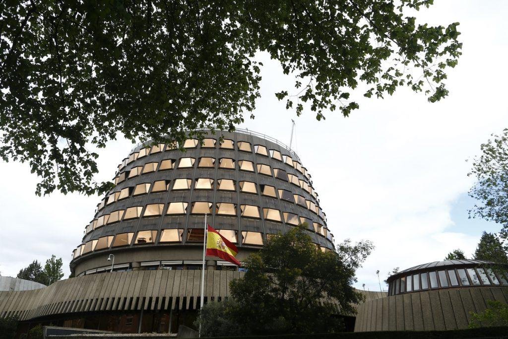 El TC admite recurso del PSOE contra veto del anterior Gobierno sobre propuesta en pensiones no contributivas